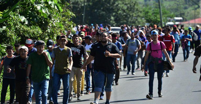 Honduras: prevén mayor tránsito de migrantes en próximos meses