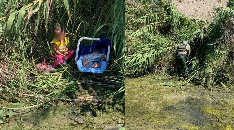 niños hondureños abandonados en texas
