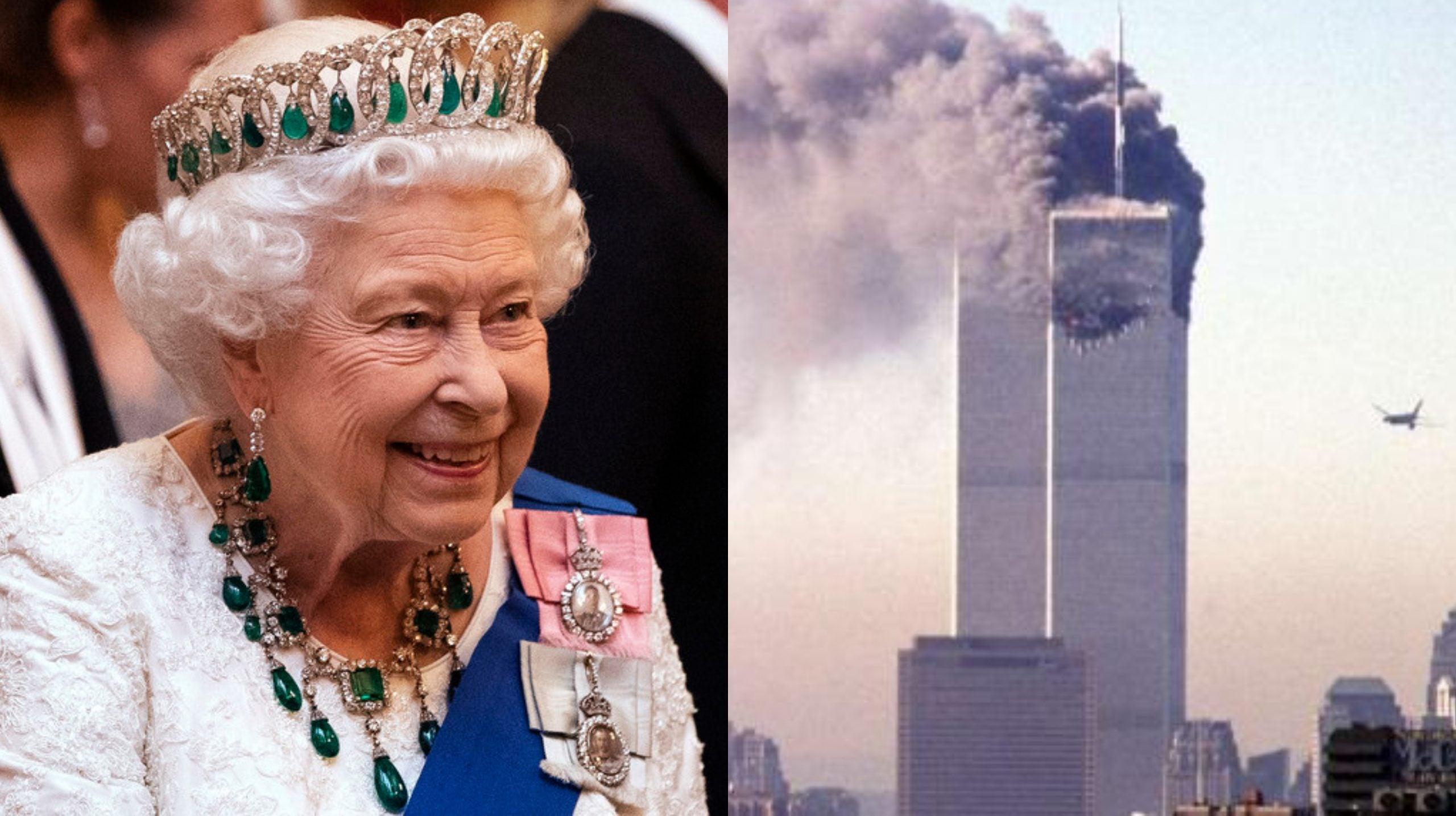La Reina Isabel señaló que tiene en oración a la familia de las víctimas.