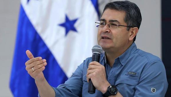 Por no poder negociar con él, narcos están «frustrados», dice JOH