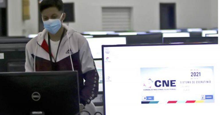 CNE: Contrato del TREP está pendiente y bajo minuciosa revisión
