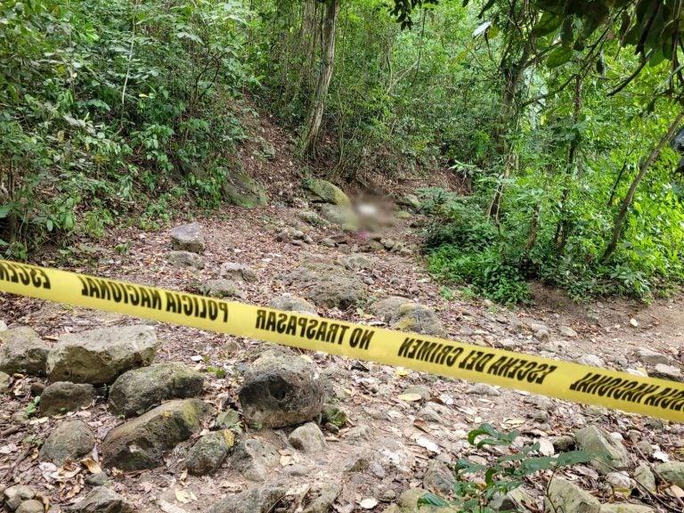 Hallan el cuerpo sin vida de un recién nacido en Villanueva