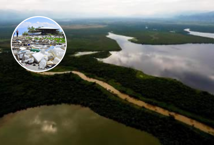 Guatemala y Honduras contaminación ambiental