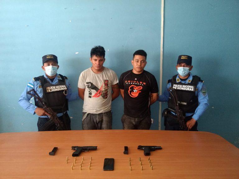 Iban a cometer un crimen: caen pandilleros en La Lima