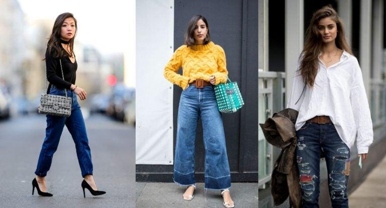 Cuatro errores que debes evitar al usar jeans si eres chaparrita