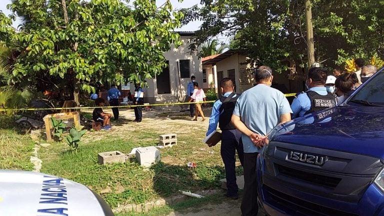 Masacre en Puerto Cortés deja tres personas muertas y una herida