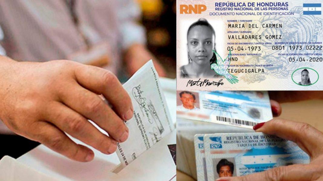 votar con las dos identidades