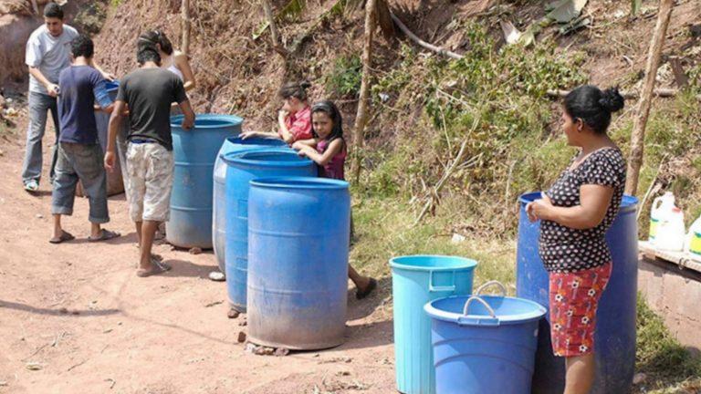 TGU tiene déficit de 100 millones m³ de agua, según administrador