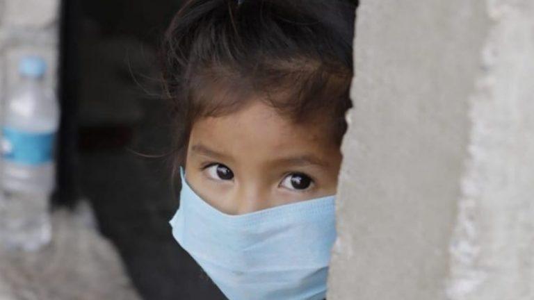 Dinaf: 31 mil niños se han contagiado de COVID-19 en Honduras