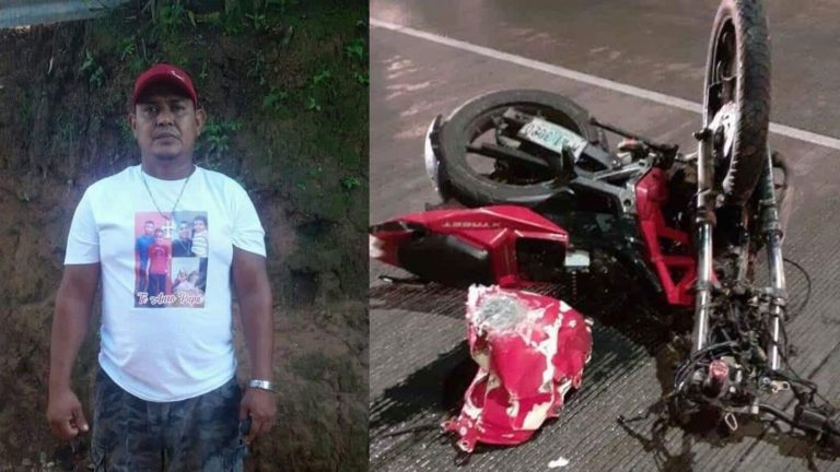 La Ceiba: hombre que murió en accidente iba a recoger a su hija