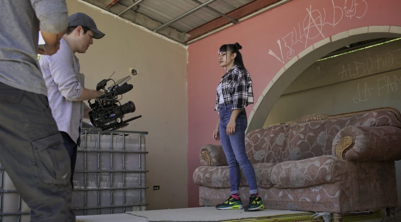 hondureña mayki graff proyecto MTV news
