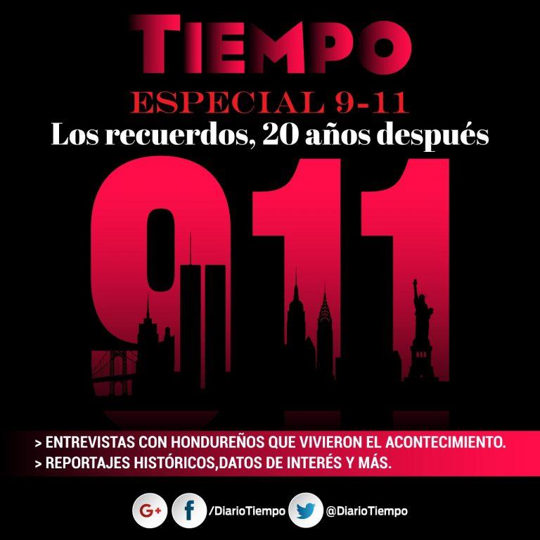 TRANSMISIÓN EN VIVO | 20 aniversario del ataque a las Torres Gemelas