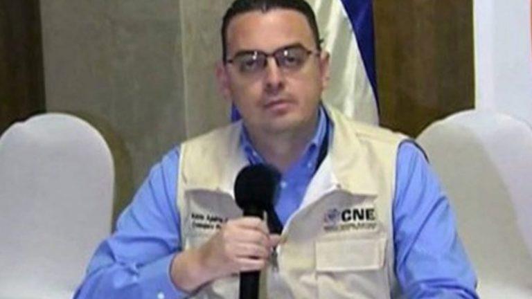 A partir de mañana, Kelvin Aguirre es el nuevo presidente del CNE