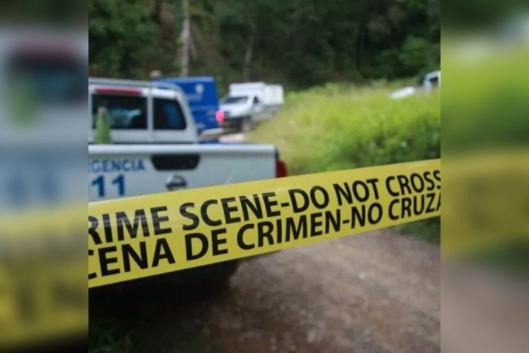 Matan a dos personas en carretera que conduce a Olancho