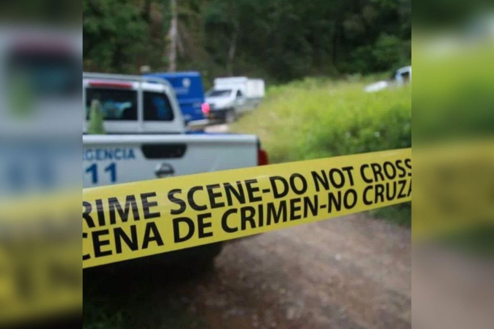 Matan a dos personas cerca de Olancho