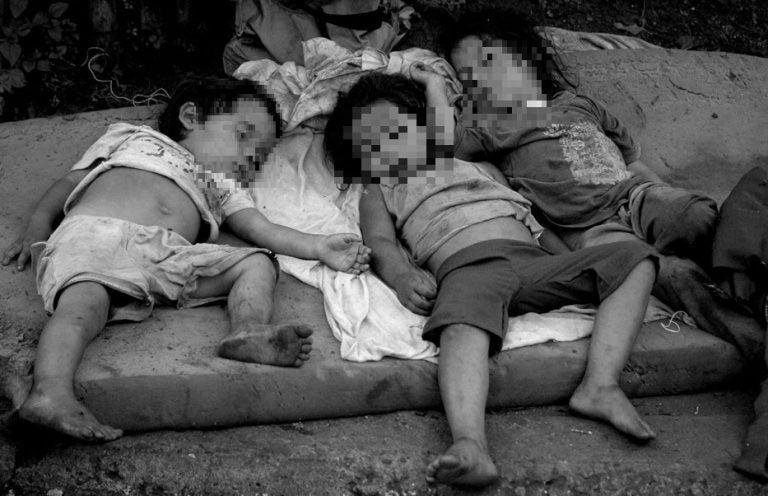 Casa Alianza: Unos 20 mil niños están en condición de mendicidad