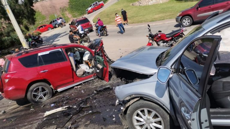 DNVT: Casi 500 personas murieron en accidentes en últimos 45 días