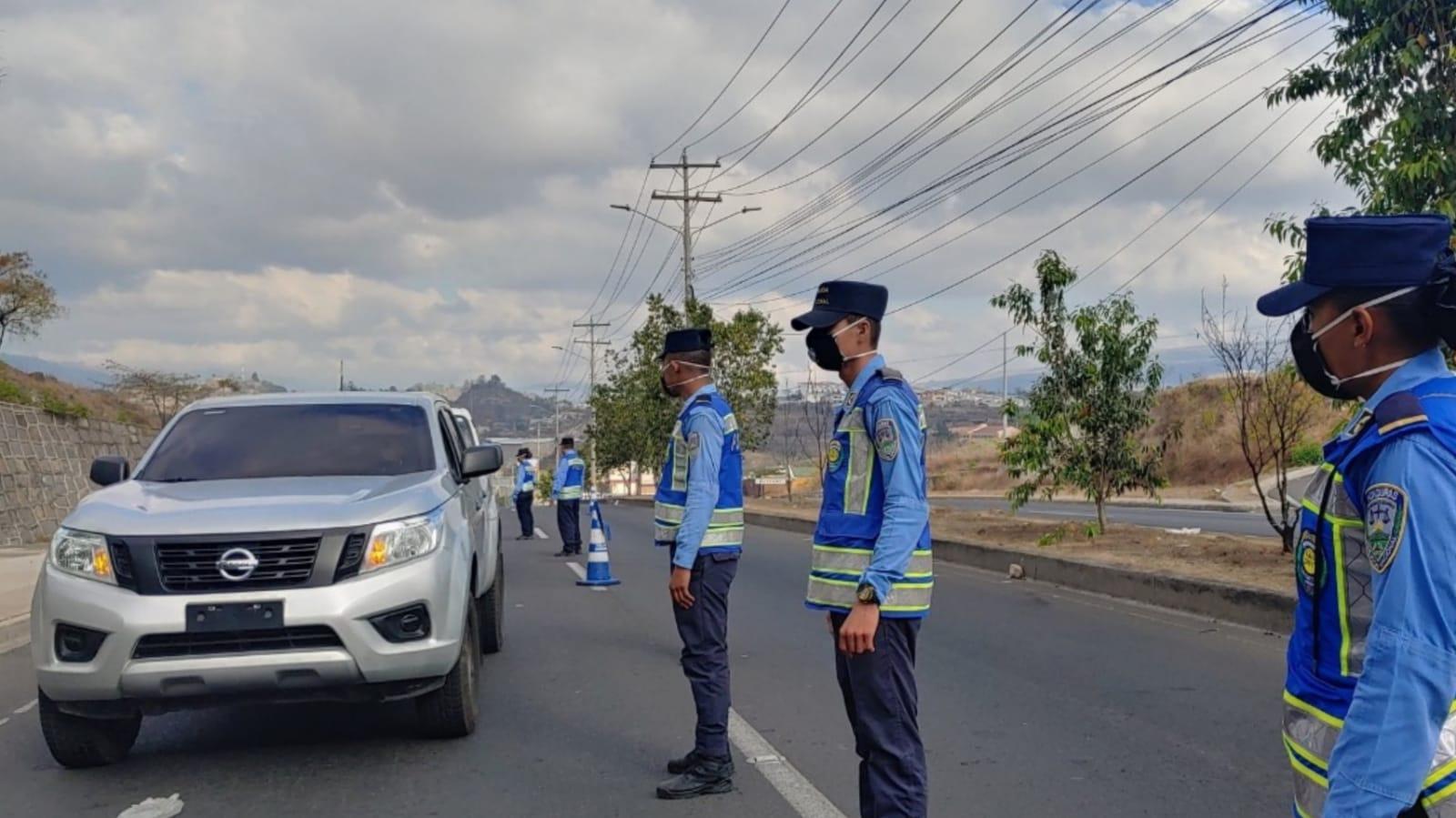 Honduras Toque de queda en septiembre