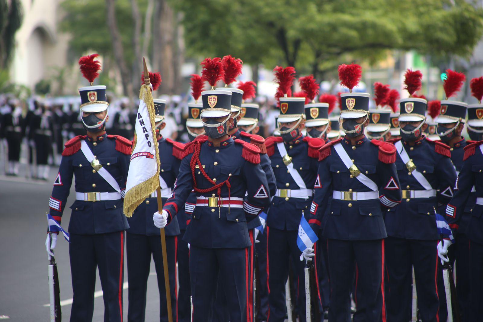 El 15 de septiembre se conmemoran 200 años de independencia en Honduras. Foto Carlos Hernández.
