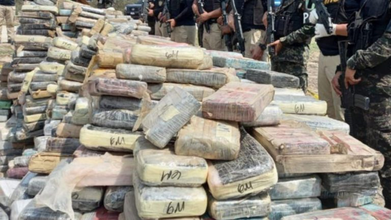 "Honduras se mantiene en la ""lista negra"" de la droga de EEUU"