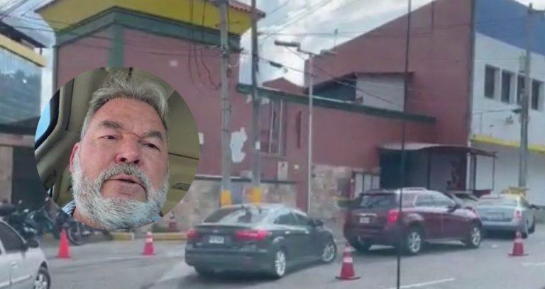 Cliente desmiente: Contreras dice que le cerraron un restaurante