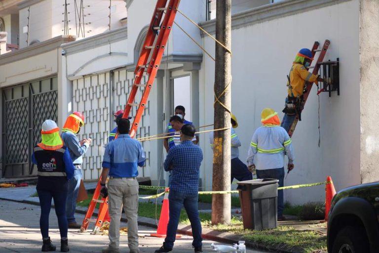 Autoridades: Hurtadores de energía podrían estar 10 años presos