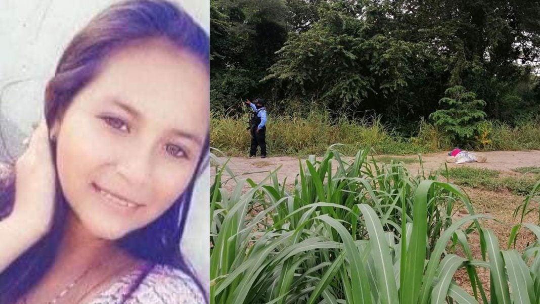 mujer que mataron en Choloma