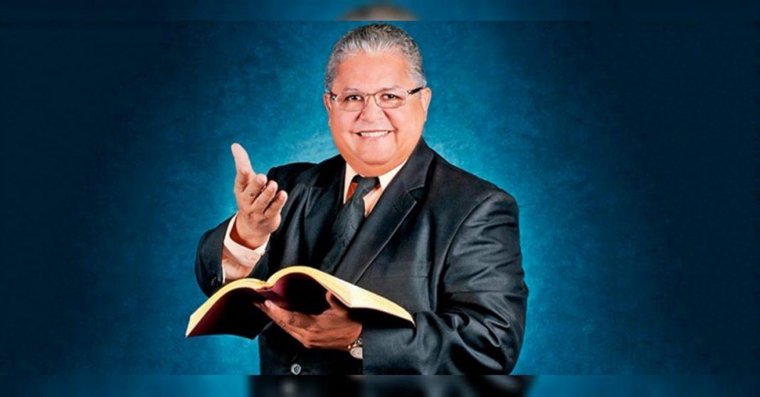 pastor Mario Tomás Barahona COVID-19