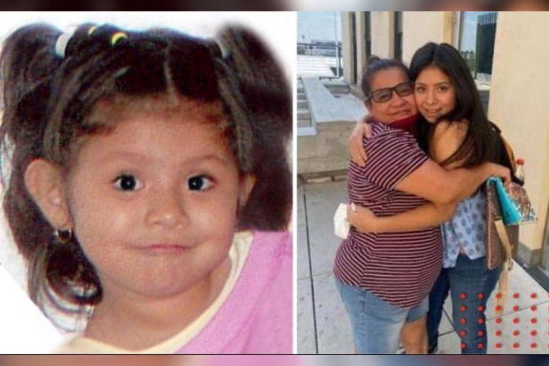 Joven se reencuentra con su madre tras secuestro