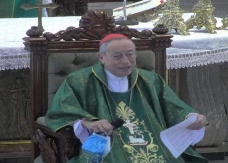 HOMILÍA| Cardenal invita a votar con conciencia y elegir al mejor