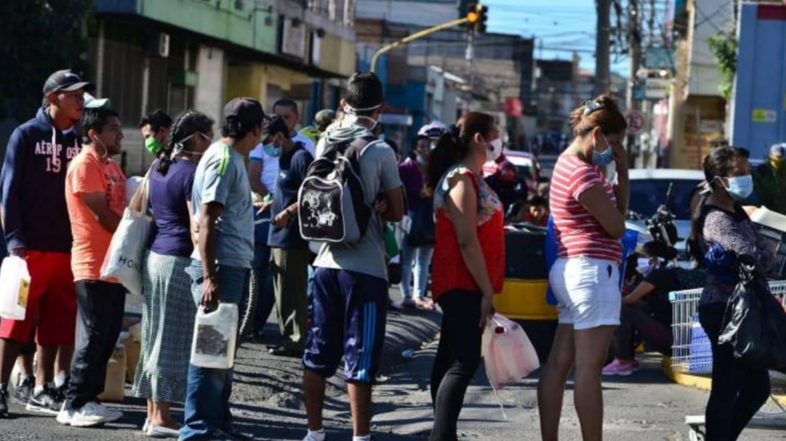 Toque de queda en Honduras septiembre