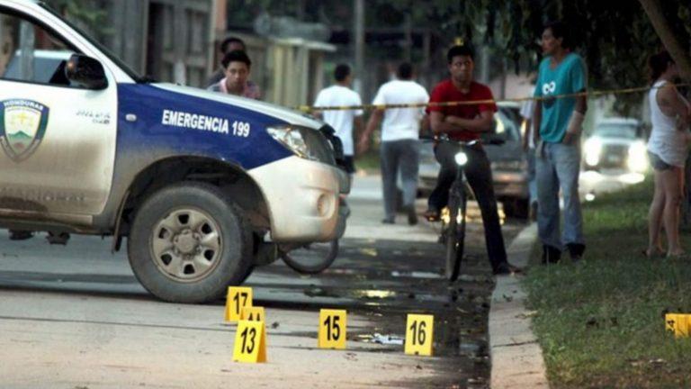 OV-UNAH reporta 36 masacres con 126 víctimas: 19 son mujeres