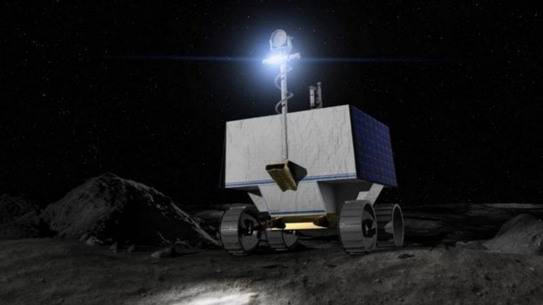 """""""VIPER Moon"""", nuevo rover de la NASA que buscará agua en la Luna"""