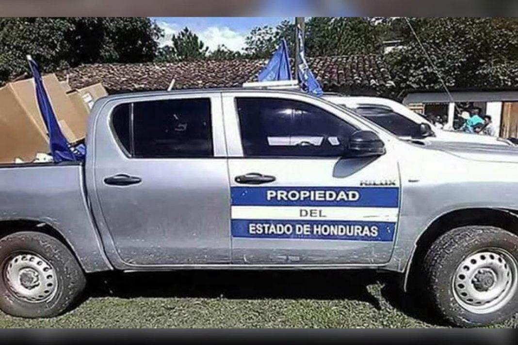 cómo denunciar políticos en Honduras
