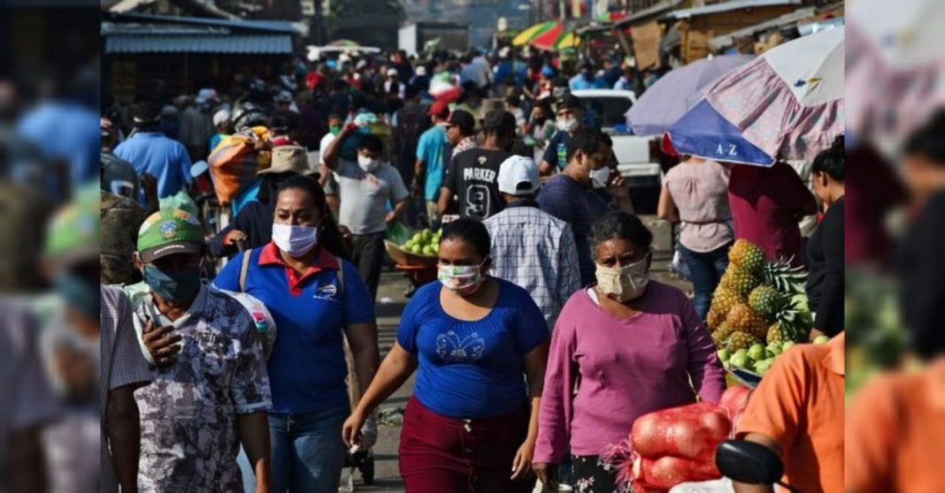 Vacunación COVID Honduras miércoles