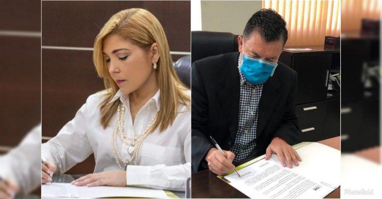 CNE y el IAIP firman acuerdo para garantizar votaciones limpias