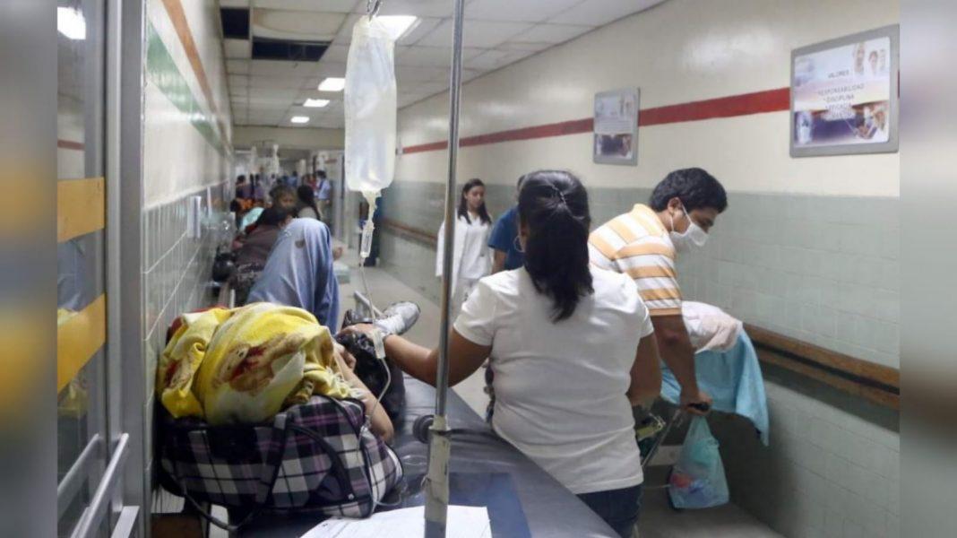 Hospitalizados por COVID no se han vacunado