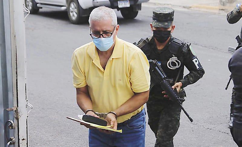 Por su parte, Mario Zelaya estará 31 años privado de su libertad.
