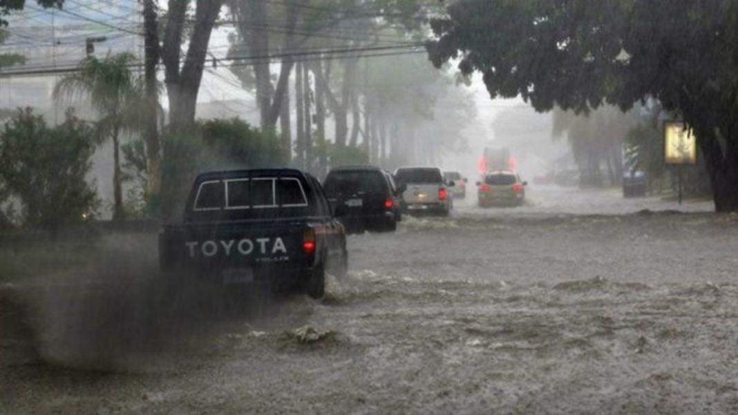 lluvias en Honduras este viernes