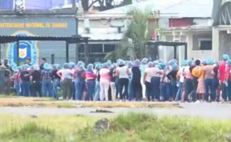 Pilotaje de visitas: 1,600 personas llegan a cárcel de Támara
