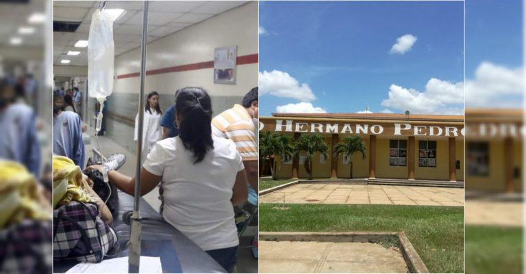 COVID y dengue casi colapsan hospitales en Catacamas
