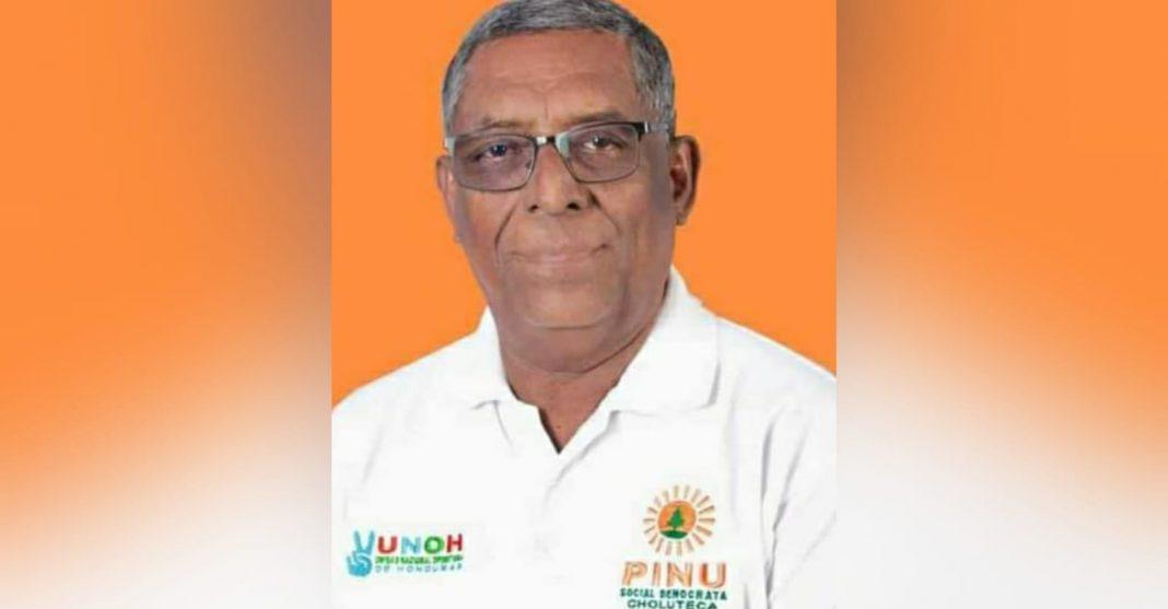 Muere candidato PINU Choluteca