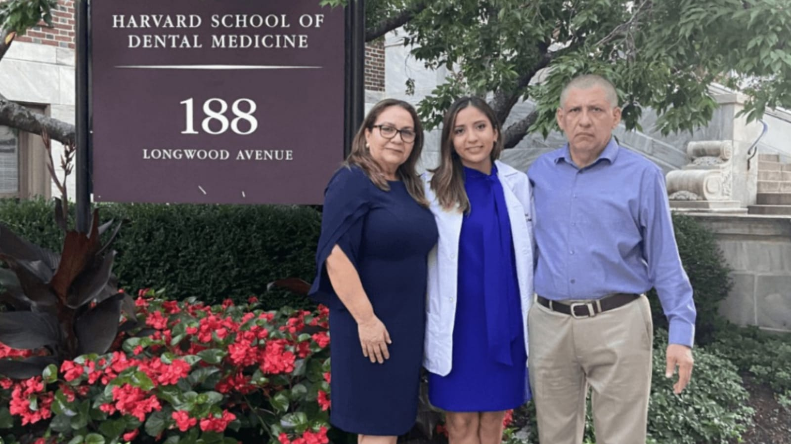 Hondureña se destaca en Harvard