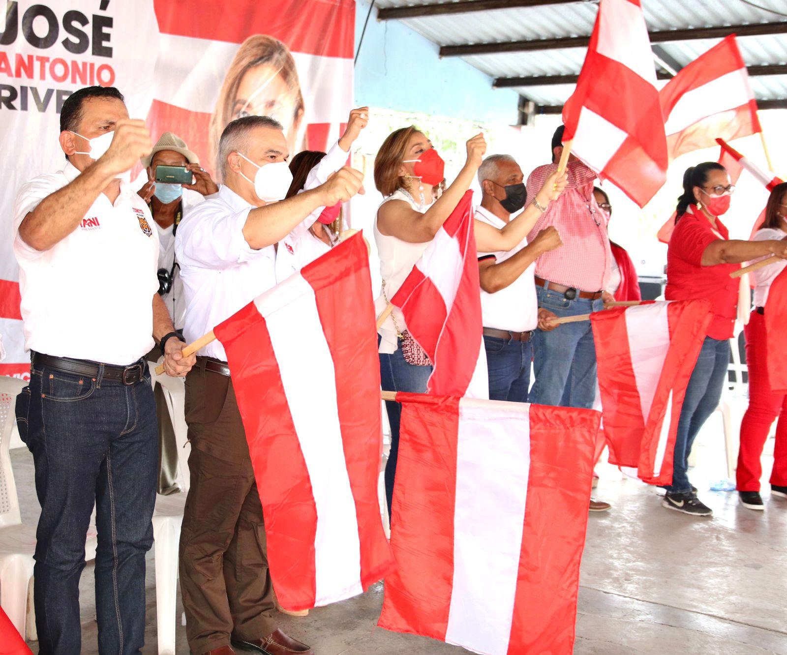 Yani en municipios Francisco Morazán