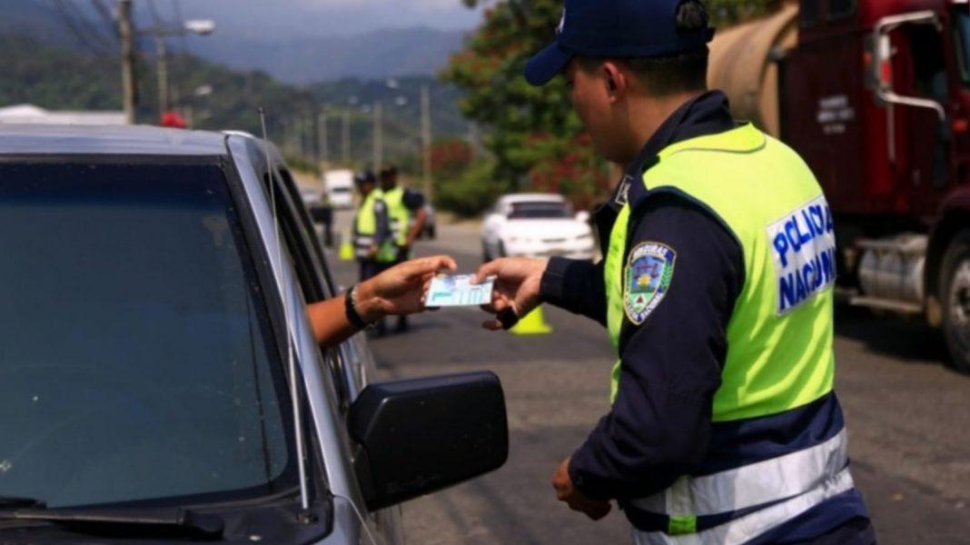 Costo de multas Tránsito Honduras