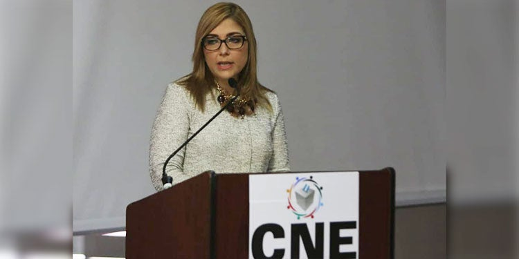 Ana Hall denuncia que se iba a elegir «de dedo» empresa del TREP