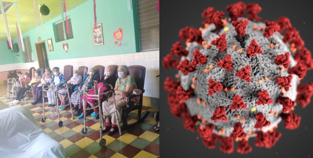 ancianos asilo COVID