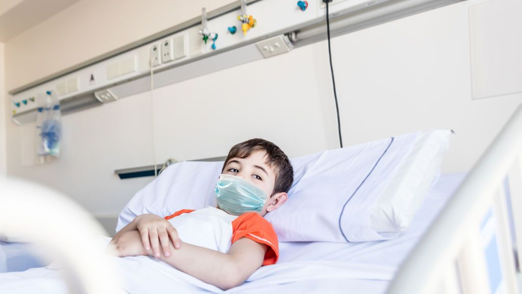 niños afectaciones pulmonares COVID-19