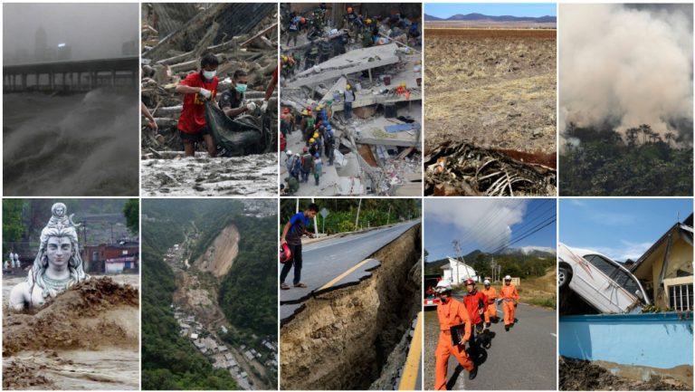 ONU: Desastres climáticos se quintuplicaron en últimos 50 años