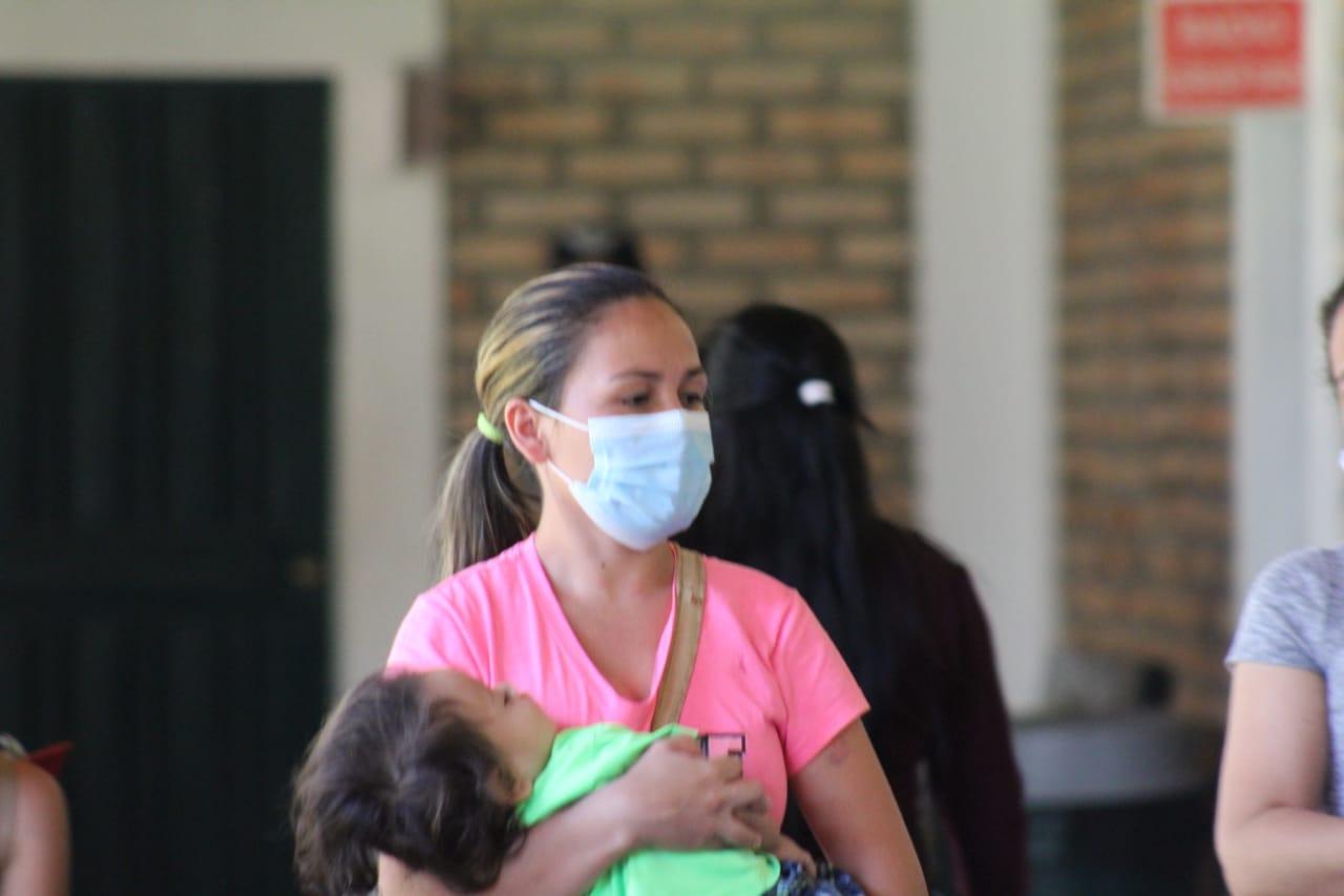 La COVID-19 sigue provocando contagios y muertes en Honduras.